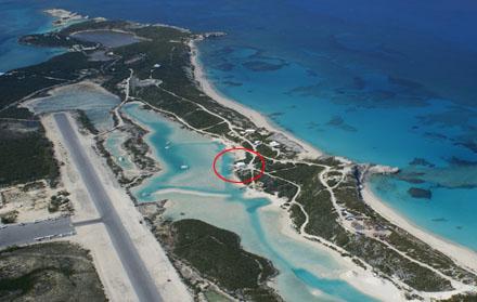Lazy Bay Cottage, Staniel Cay, Exumas, Bahamas